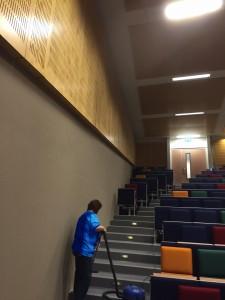 Schoonmaak gebouw - 1